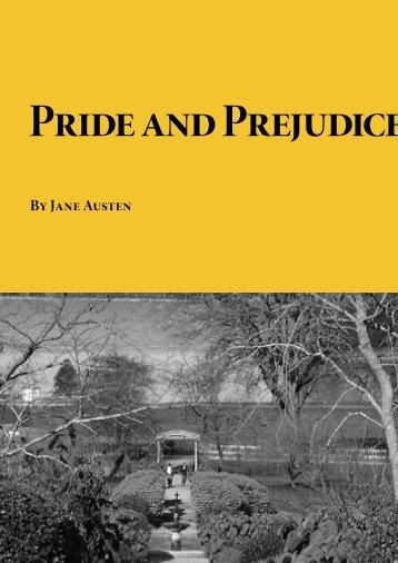 Pride and Prejudice - Planet eBook