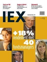 Corné van Zeijl Koopjes in biotech Huizenmarkt - Iex