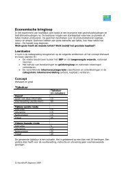 Economische kringloop - Noordhoff Uitgevers
