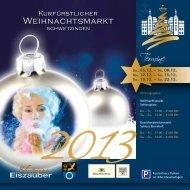 Weihnachtsmarkt Flyer 2013.pdf - Schwetzingen