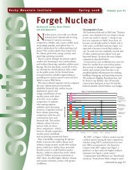 Forget Nuclear