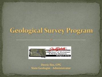 Geological Survey Program
