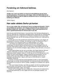 Publicerad i Apropå nr 1/2009. - neij.se