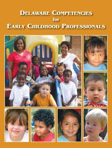 Delaware Competencies for Early Childhood Professionals