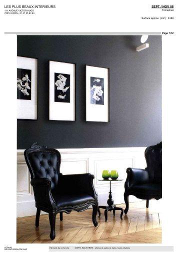 Les plus beaux interieurs designer 39 s days - Les plus beaux interieurs ...