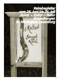 KulturSommer am Kanal 2011 - norden theaterproduktion Hamburg - Page 3