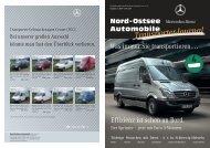 N-O Automobile Trapo-Journal II 2009.qxp  - Mercedes-Benz Nord ...