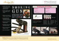 Polyscience smoking gun, sous vide thermal circulator, anti-griddle ...