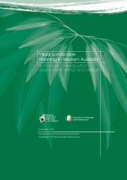 Visual Landscape Planning in Western Australia a manual for ...