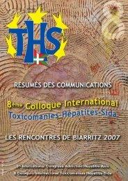 Les Rencontres de Biarritz 2007 - THS 10