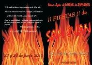 Fiestas de San Juan en Muriel de Zapardiel