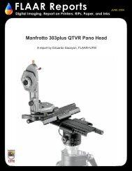 Manfrotto 303plus QTVR Pano Head - Digital photography camera ...