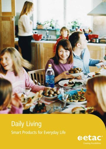 Etac Daily Living - Nordic Care Services