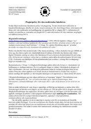 Plagiatpolicy - Medicinsk fakultet - Umeå universitet