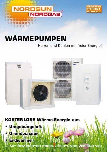 WärmEpUmpEn - Nordgas