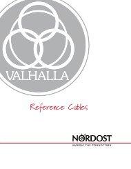 Valhalla brochure.indd - Nordost