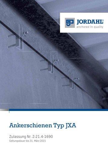 Zulassung JORDAHL gezahnte Ankerschienen JXA - En.vbbf.de