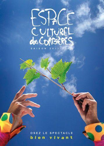Saison 2011-2012 de l'Espace Culturel des Corbières