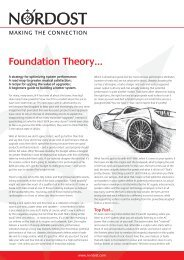 Foundation Theory… - Nordost