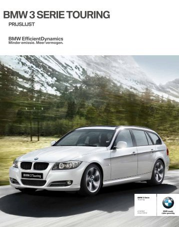 BMW 3 SERIE TOURING - F. Breeman - Bmw