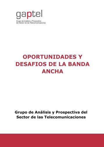 oportunidades y desafios de la banda ancha - IESE Business School