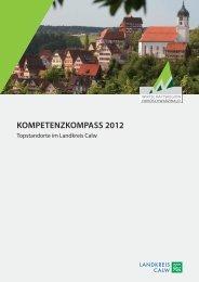Stadt Calw - Wirtschaftsförderung Nordschwarzwald