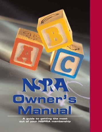 owners manual.qxp - National School Public Relations Association