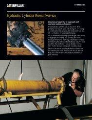Hydraulic Cylinder Reseal Service Datasheet - Venequip