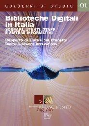 Riferimenti Bibliografici - Fondazione Rinascimento Digitale