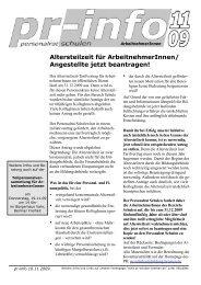 Info_11_2009_ATZ, Layout 1 - Personalrat Schulen Bremen
