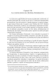 Impaginato Calvello - Precedente versione del sito