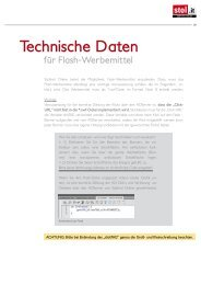 Technische Daten - Stol