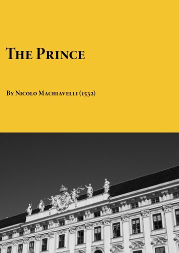 The Prince - Planet eBook