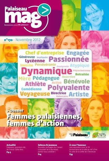 Palaiseau Mag n°170 - Ville de Palaiseau