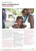 Haiti: A year after the earthquake Haití: Un año ... - Ordine di Malta - Page 6