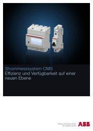 Flyer CMS - ABB Schweiz AG, Industrie