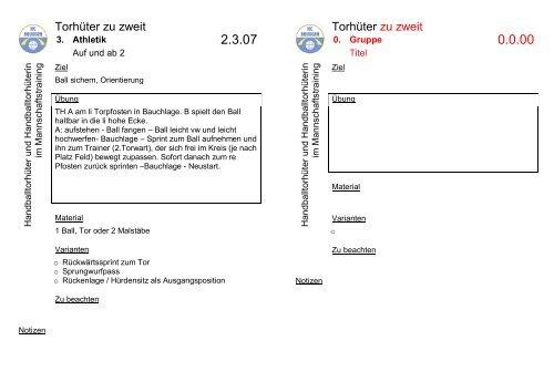 2.3 Athletik - HC Bruggen