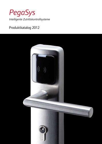 PegaSys Intelligente Zutrittskontrollsysteme - NORMBAU