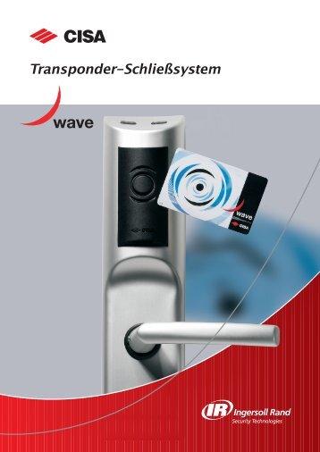 CISA Transponder Schliesssysteme - NORMBAU
