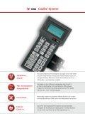 CISA Transponder Schliesssysteme - NORMBAU - Seite 4