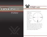 Vortex EBR-1 MOA reticle manual - EuroOptic.com