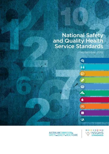 National Safety and Quality Health Service Standards - Australian ...