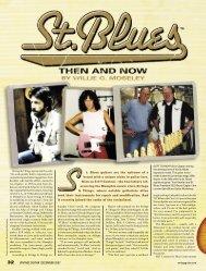 32 VINTAGE GUITAR DECEMBER 2007 t. Blues ... - Saint Blues
