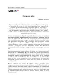 Demasiado - Fernando Butazzoni