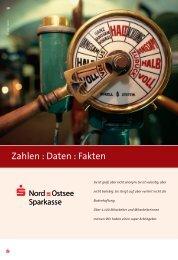 Zahlen : Daten : Fakten - Nord-Ostsee Sparkasse