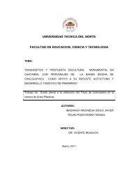 Tesis Chalguayacu .pdf - Repositorio UTN - Universidad Tecnica del ...