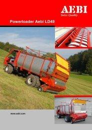 Powerloader Aebi LD49 - Gp1.ro