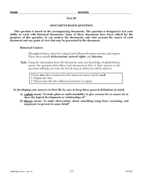 How To Write An Essay Proposal Dbq Heliocentrism Natural Rights Marxism  White Plains Public  Sample Essay English also Science Fiction Essay Dbq Heliocentrism Natural Rights Marxism  White Plains Public  Personal Essay Examples High School