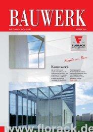 Bauwerk Langen Foundation - Florack Bauunternehmung GmbH