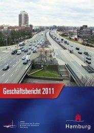 Geschäftsbericht 2011 - Landesbetrieb Strassen, Brücken und ...